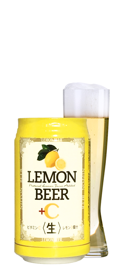 レモンビール+C(缶)[国産ライセンス品]