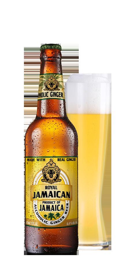 ジャマイカ ジンジャービール