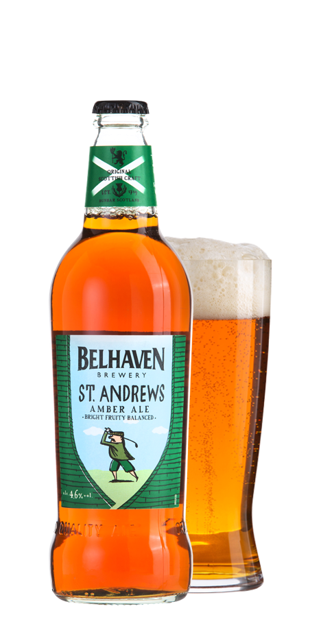 St. Andrews Amber Ale
