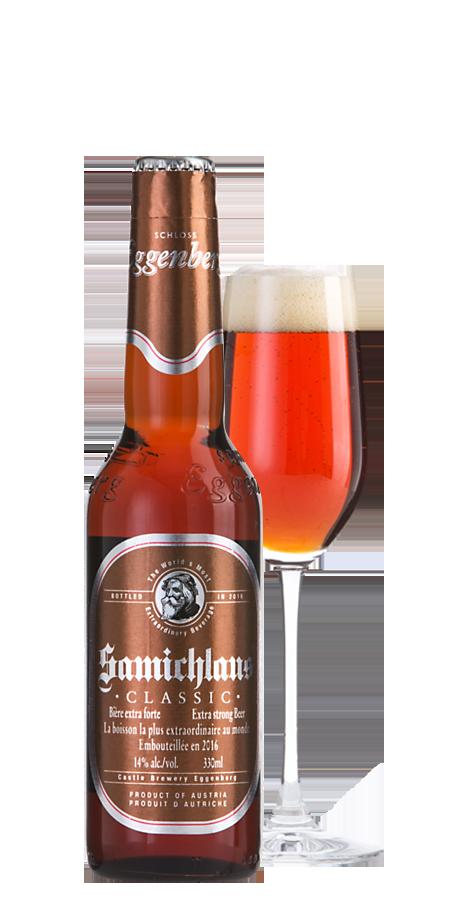 サミクラウス(長期熟成ビール)