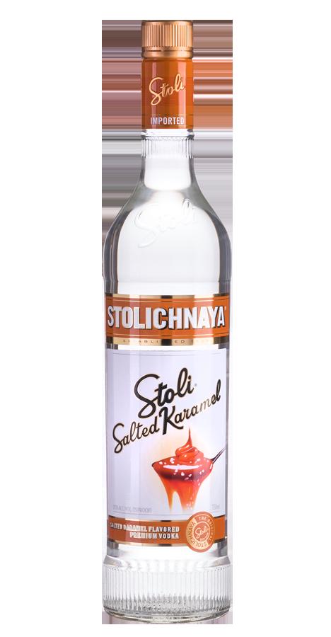 ストリチナヤ 塩キャラメル