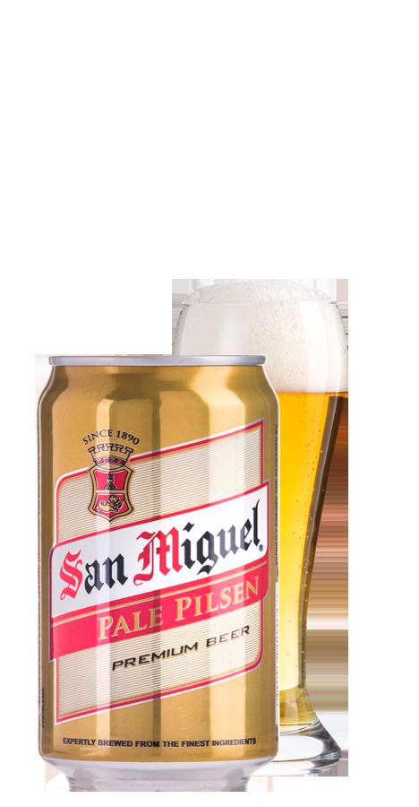 サンミゲール(缶)