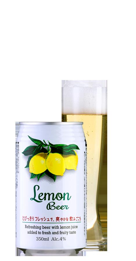 レモンビール(缶)[国産ライセンス品]