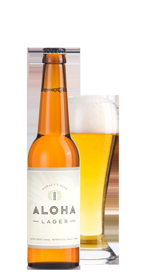 アロハ ビール [国産ライセンス品]