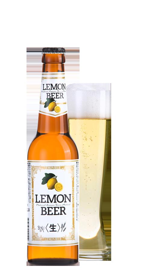 レモンビール [国産ライセンス品]
