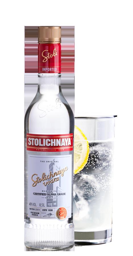 ストリチナヤ プレミアム 500ml