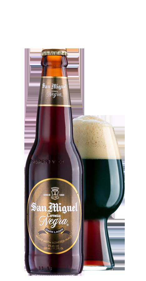 サンミゲール・ネグラ(黒ビール)
